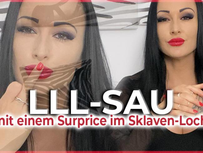Video Thumbnail LLL-SAU! Welches Surprice hast du im Sklaven-Loch?