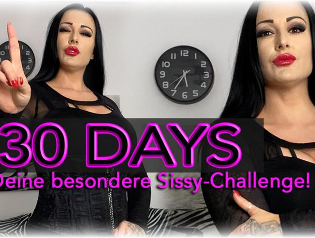 Video Thumbnail 30 DAYS! Deine besondere Sissy-Challenge!