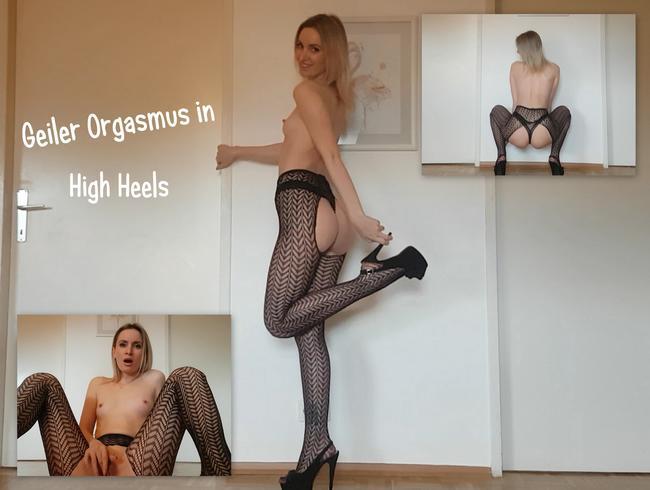 Video Thumbnail Geiler Orgasmus in HighHeels
