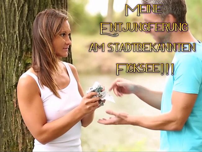 Video Thumbnail Meine Entjungferung am stadtbekannten Ficksee!!!