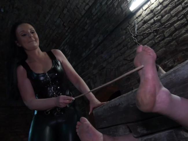 Video Thumbnail Bastonade für meinen Sklaven