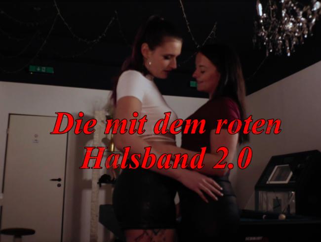 Video Thumbnail Die mit dem roten Halsband (Strip on Pussy fick)