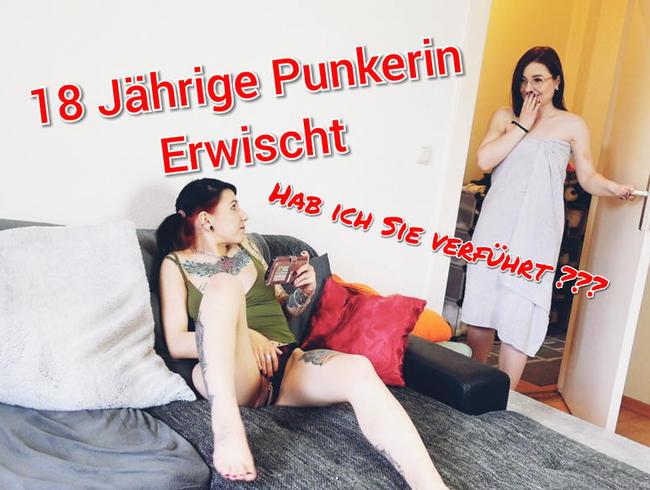 Video Thumbnail 18 Jährige Punkerin erwischt!!! Hab ich sie verführt?
