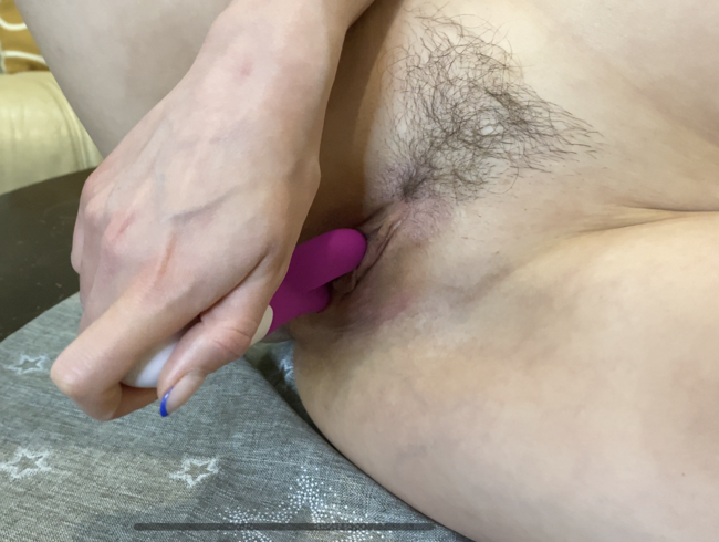 Video Thumbnail Genieße mich mit Vibrator