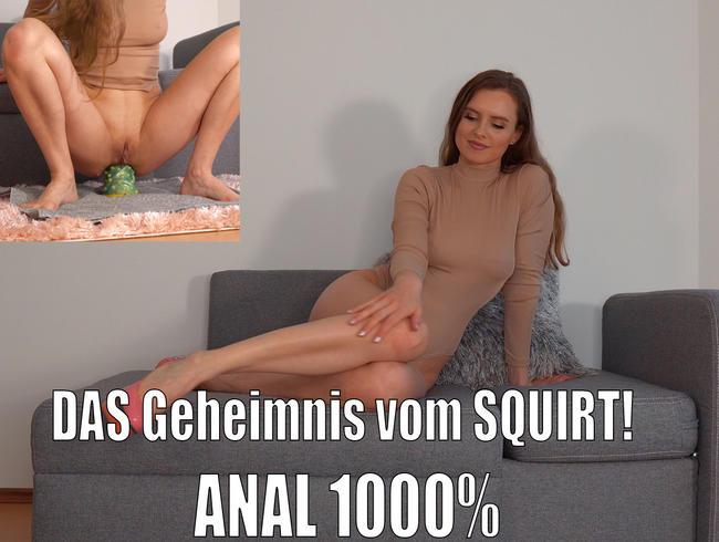 Video Thumbnail DAS Geheimnis vom SQUIRT! ANAL 1000%