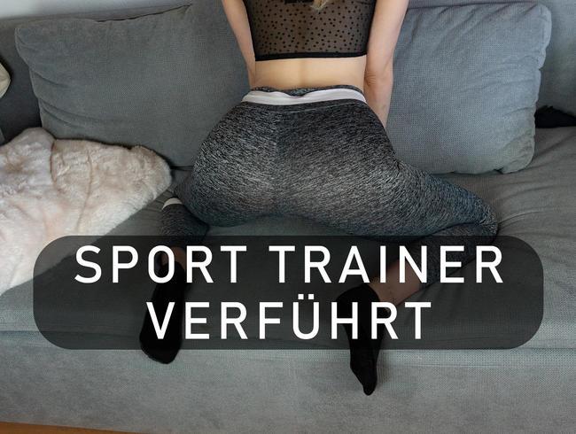 Video Thumbnail Den Sport Trainer verführt und ihm seinen Schwanz geblasen