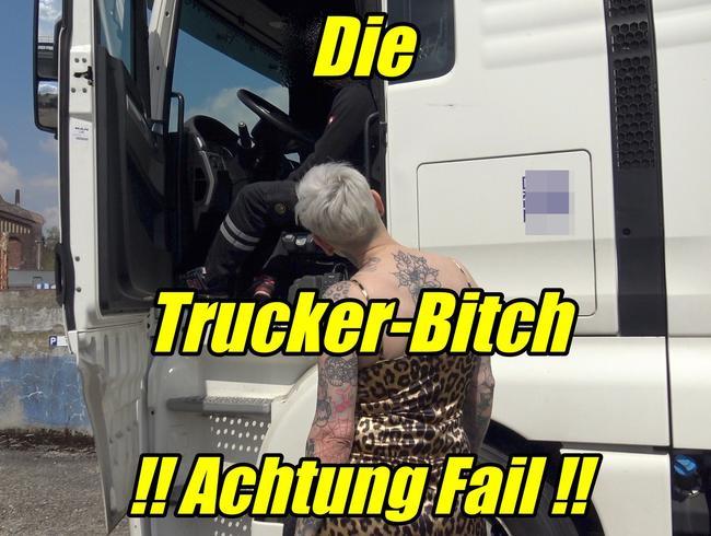 Video Thumbnail Die Trucker Bitch !!Achtung Fail!!