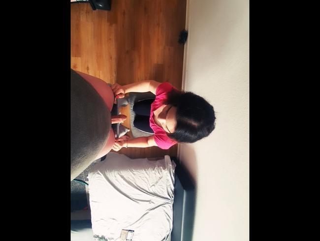 Video Thumbnail schön blowjob mit cumshot(ohne ton)