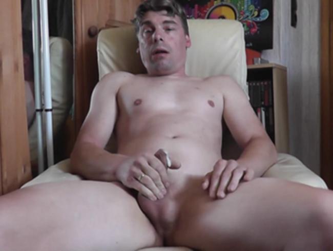 Video Thumbnail Beim Geilen Wichsen