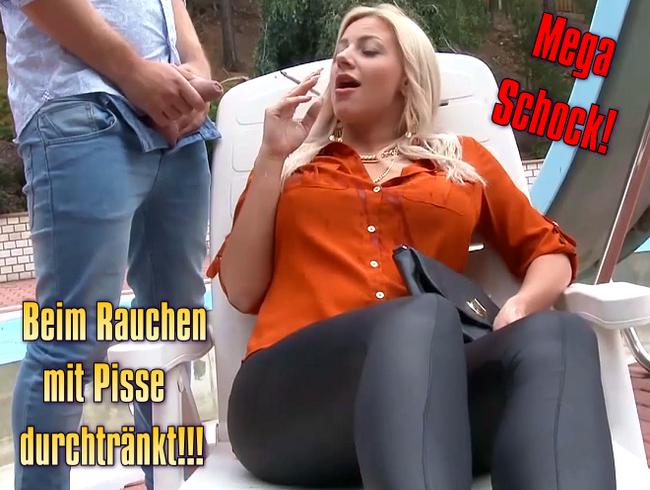 Video Thumbnail Mega Schock! Beim Rauchen mit Pisse durchtränkt!!!