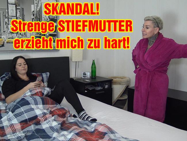 Video Thumbnail SKANDAL! Strenge STIEFMUTTER erzieht mich zu hart!