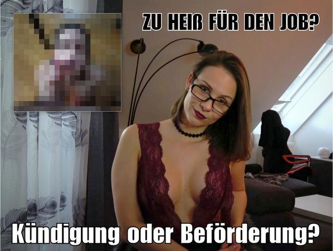 Video Thumbnail Zu heiße Sekretärin! Kündigung oder Beförderung?