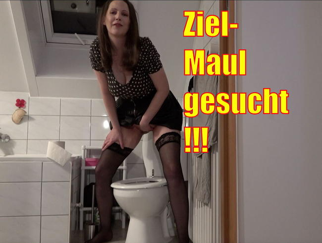 Video Thumbnail Ziel-Maul gesucht!
