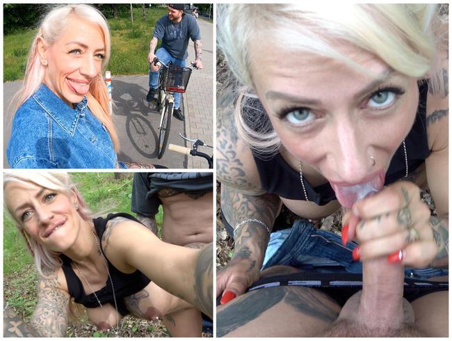 Video Thumbnail Mit meinem Fahrrad unterwegs heimgezahlt