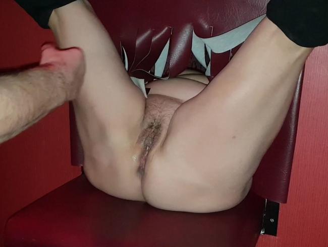Video Thumbnail Geile Spiele im Pornokino am Bodyhole