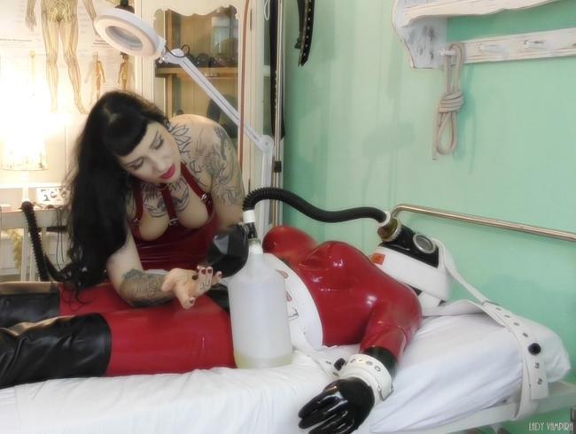 Video Thumbnail Bi Doll – Rubber Clinic 1