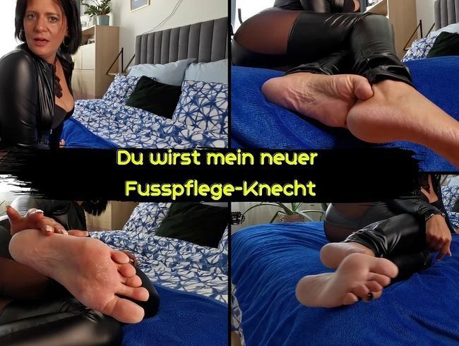 Video Thumbnail Du wirst mein Fusspflege Knecht