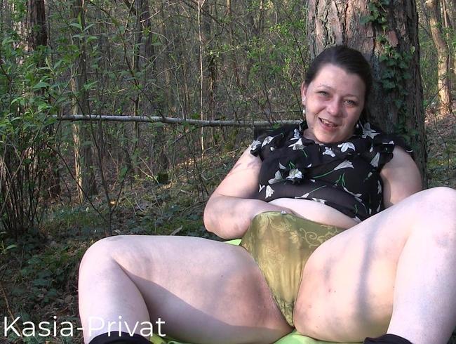 Video Thumbnail Höschen Wichserei im Wald