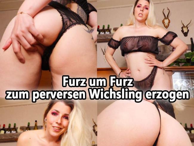 Video Thumbnail FURZ um FURZ zum perversen WICHSLING erzogen