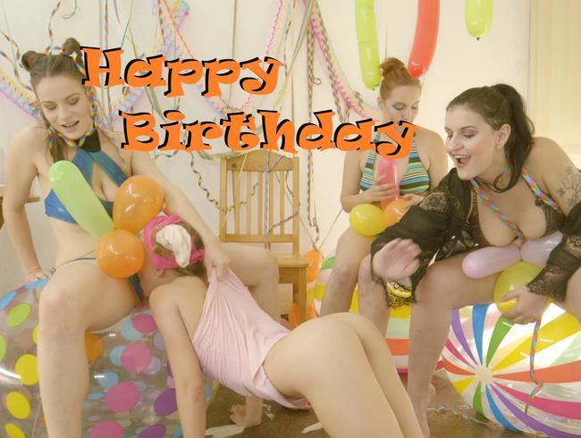 Video Thumbnail Happy Birthday