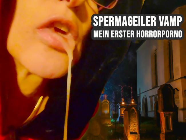 Video Thumbnail spermageiler Vamp im Fickra*sch