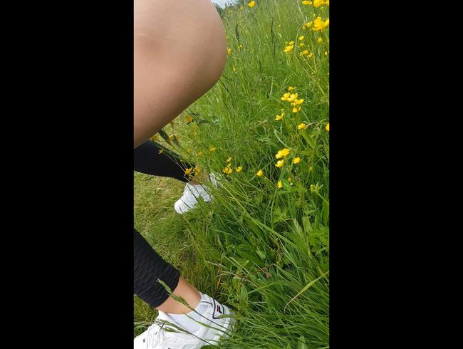 Video Thumbnail Blumen gegossen