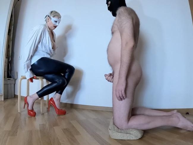 Video Thumbnail Enge Leggings gegenseitige Masturbation und freihändiger Orgasmus für beide
