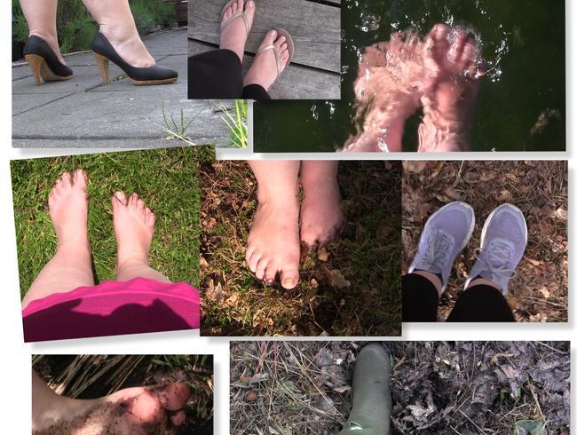 Video Thumbnail Fetisch Leidenschaft zu meinen Füßen