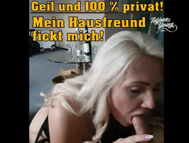 Video Thumbnail Geil und 100 % privat! Mein Hausfreund fickt mich!