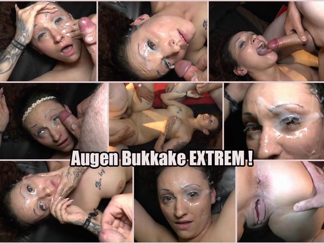 Video Thumbnail Krasse Mega Augen Bukkake mit Bonita