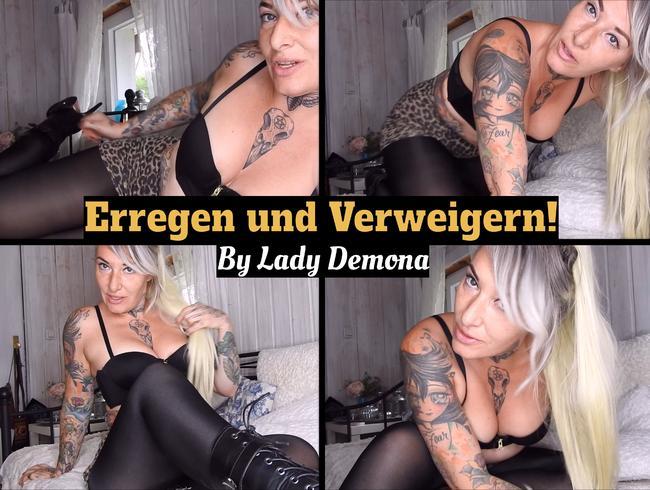 Video Thumbnail Erregen und Verweigern!
