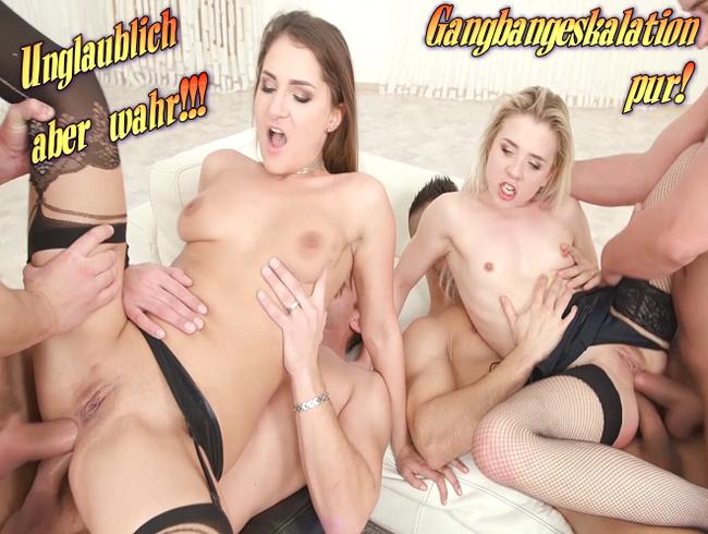 Video Thumbnail Unglaublich aber wahr!!! Gangbangeskalation pur!