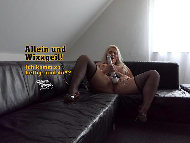 Video Thumbnail Allein und Wixxgeil!