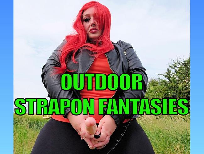 Video Thumbnail OUTDOOR STRAPON FANTASIES