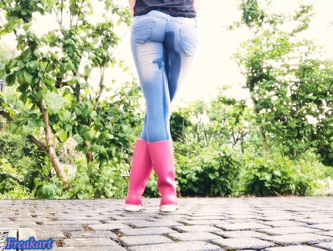 Video Thumbnail Gummistiefel und Jeans :)