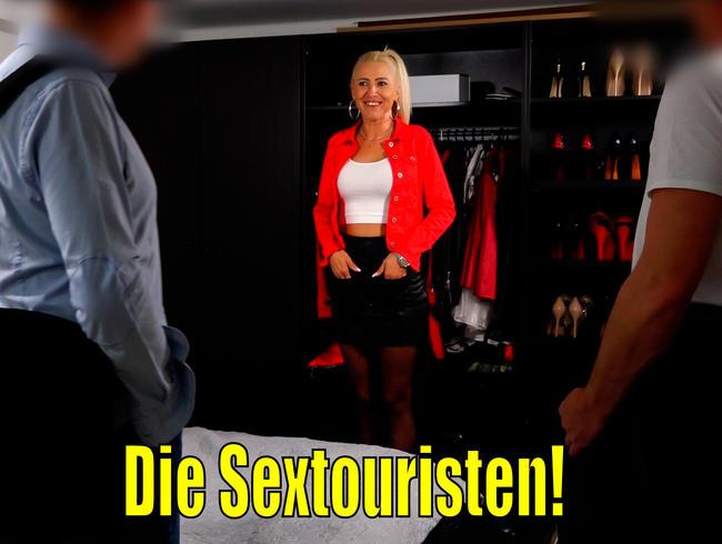 Video Thumbnail Die Sextouristen |  2 Notgeile Fickhengste in der Fickpension! Ficken wie im Porno!