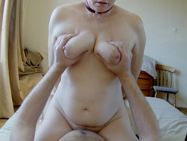 Video Thumbnail Moo Moo Moo - Hängende Euter zittern, ficken und erniedrigen
