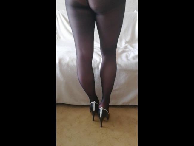Video Thumbnail meine beine in strumpfhosen