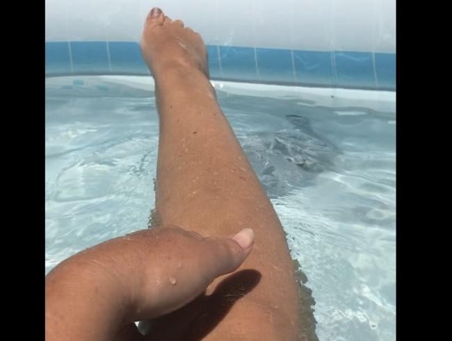 Video Thumbnail Plantschen im Pool