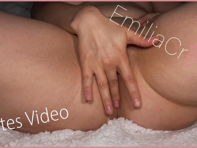 Video Thumbnail Mein erstes Video und gleich nackt?