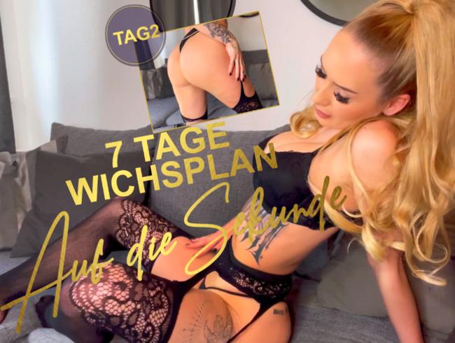 Video Thumbnail Auf die Sekunde ! WOCHENWICHSPLAN TAG 2