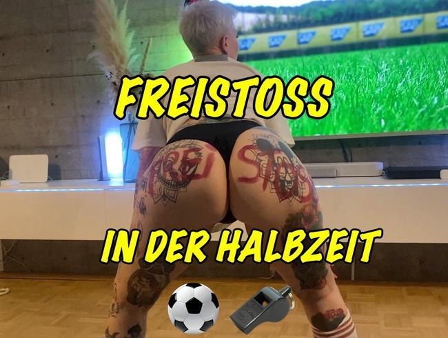 Video Thumbnail Freistoss....in der Halbzeit