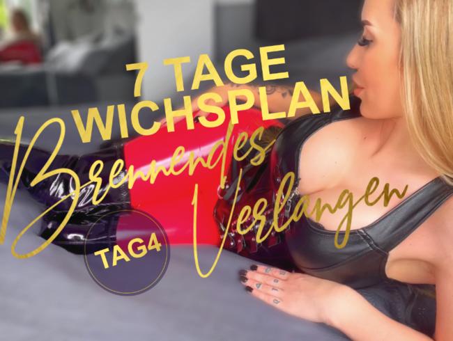 Video Thumbnail Brennendes Verlangen! Wochenwichsplan Tag 4