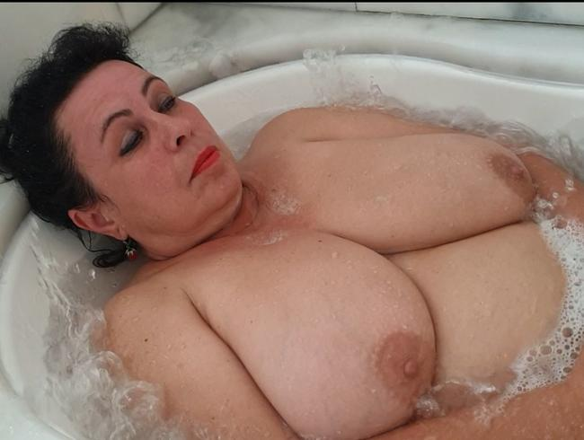 Video Thumbnail In der Badewanne