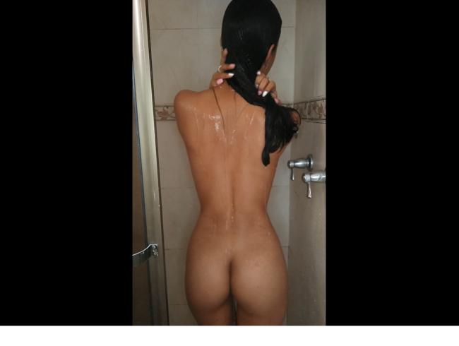 Video Thumbnail eine sexy heiße Dusche