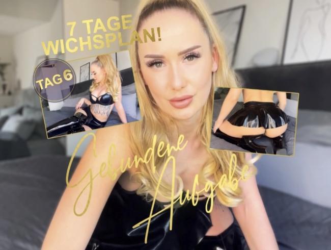 Video Thumbnail GEBUNDENE AUFGABE! Wochenwichsplan Teil 6