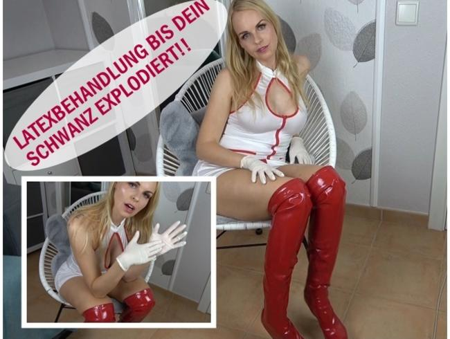 Video Thumbnail Latexbehandlung bis dein Schwanz explodiert!!