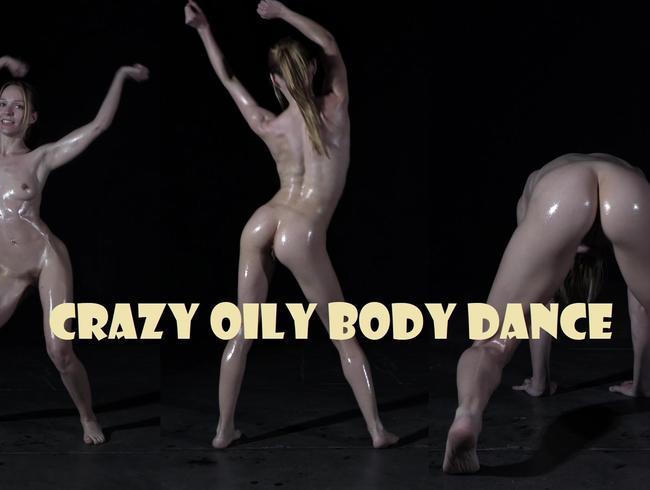 Video Thumbnail Crazy Oily Body Dance (kein Ton)