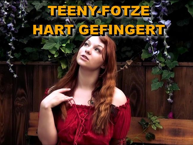 Video Thumbnail TEENY-FOTZE BRAUCHT ES HART