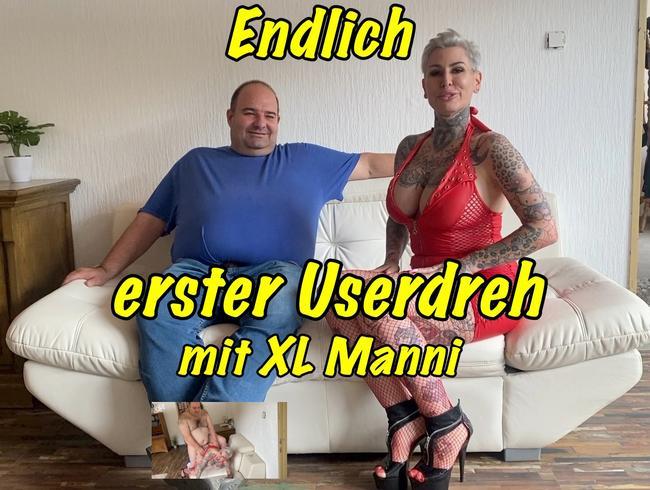 Video Thumbnail Endlich esrter Userdreh mit XL Manni